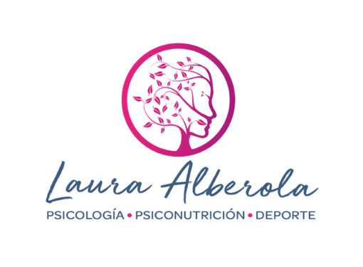 logotipo Laura Alberola