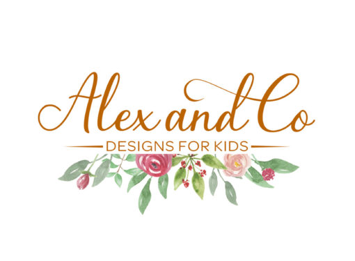 logotipo Alex and Co