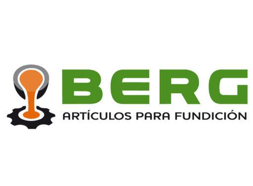 logotipo Berg sl