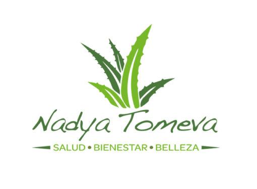 logotipo Nadya Tomeva