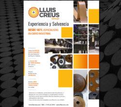 Lluís Creus Group – Servicios división cuero