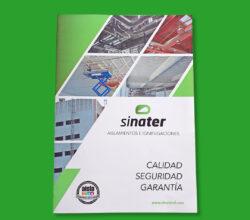 Sinater – Tríptico de servicios